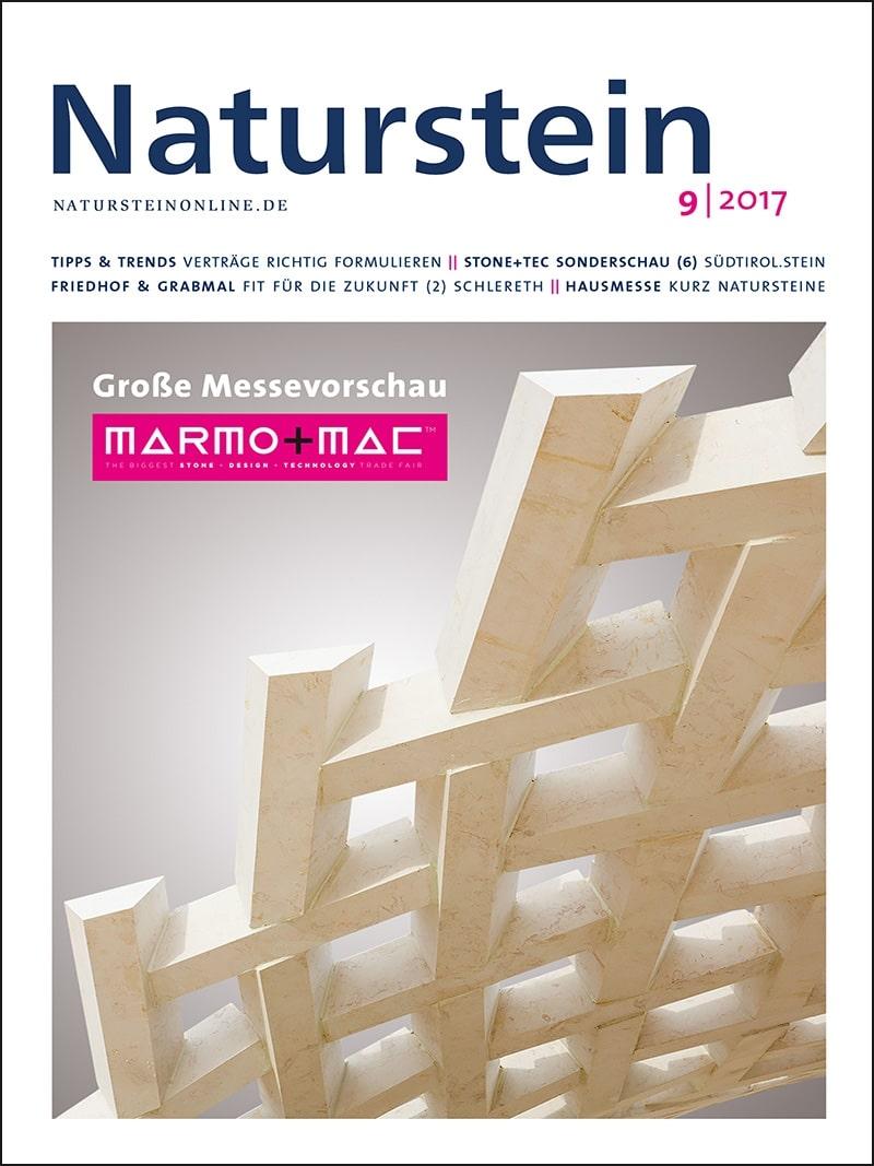 Produkt: Naturstein Digital 09/2017