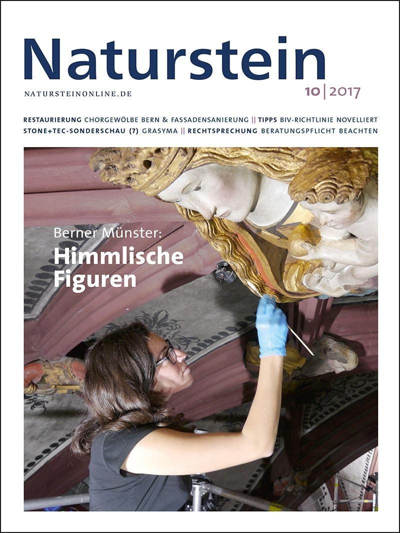 Produkt: Naturstein 10/2017 Digital