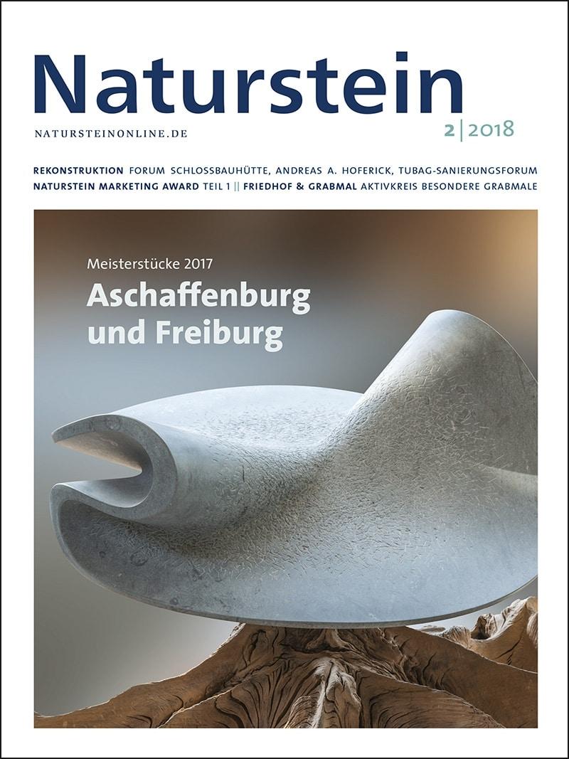Produkt: Naturstein Digital 02/2018