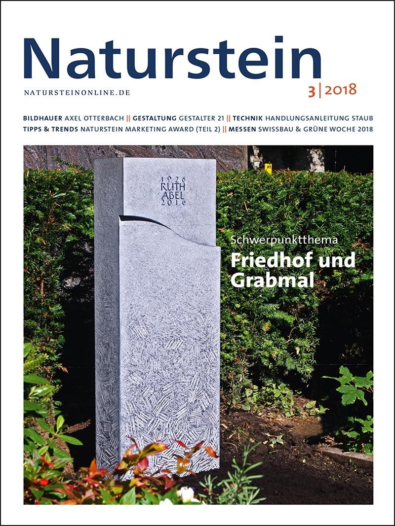 Produkt: Naturstein 03/2018 Digital