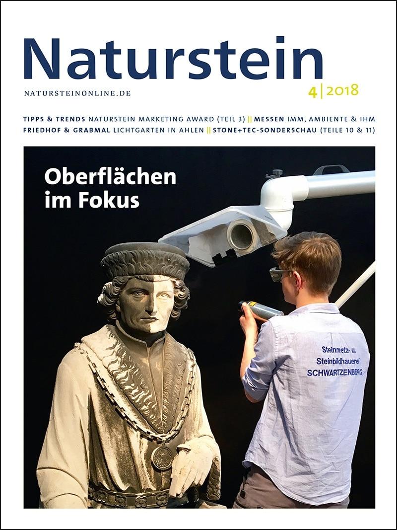 Produkt: Naturstein 04/2018 Digital