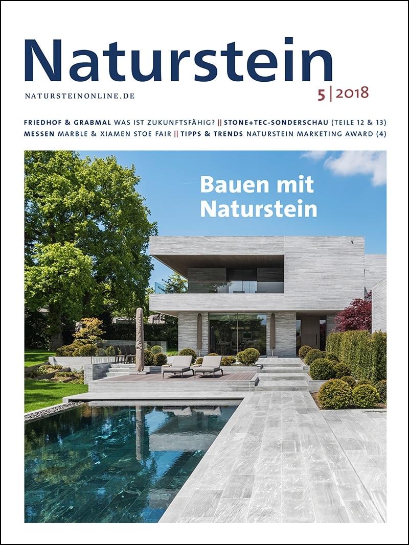 Produkt: Naturstein 05/2018 Digital