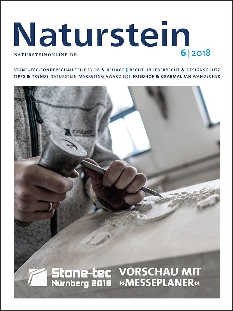 Produkt: Naturstein 06/2018 Digital