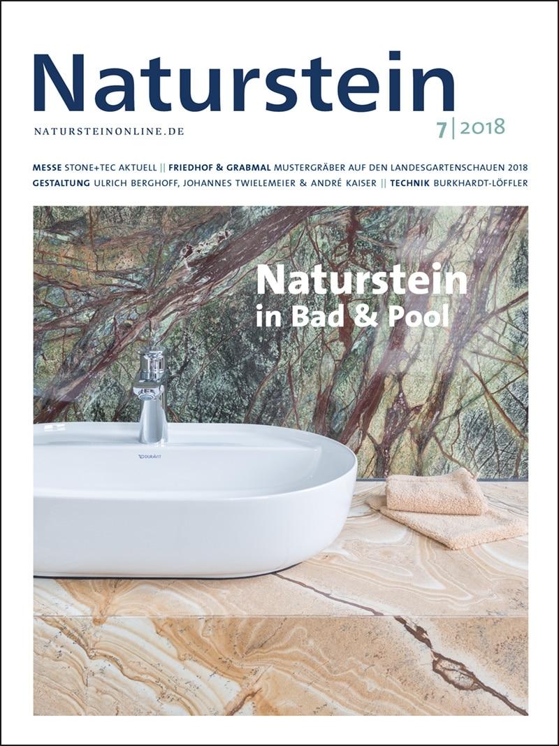 Produkt: Naturstein 07/2018 Digital
