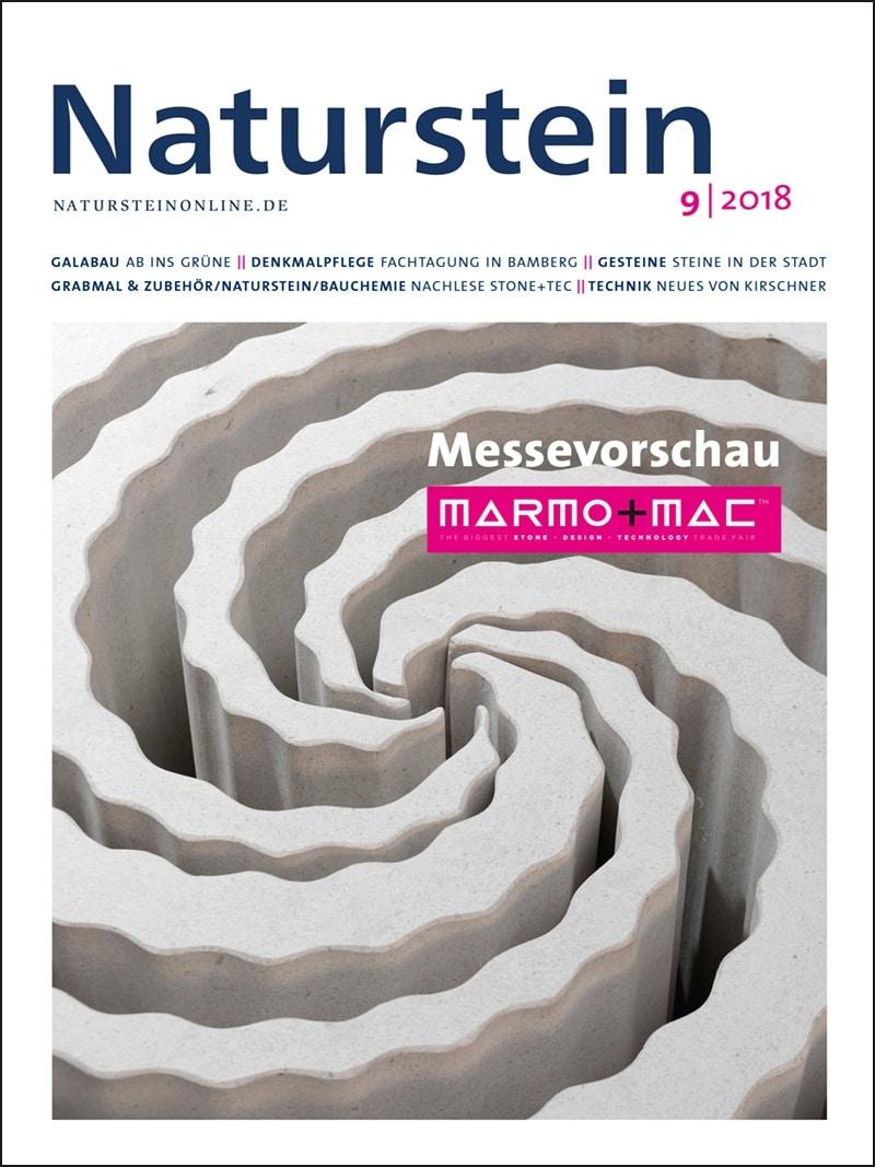 Produkt: Naturstein 09/2018 Digital