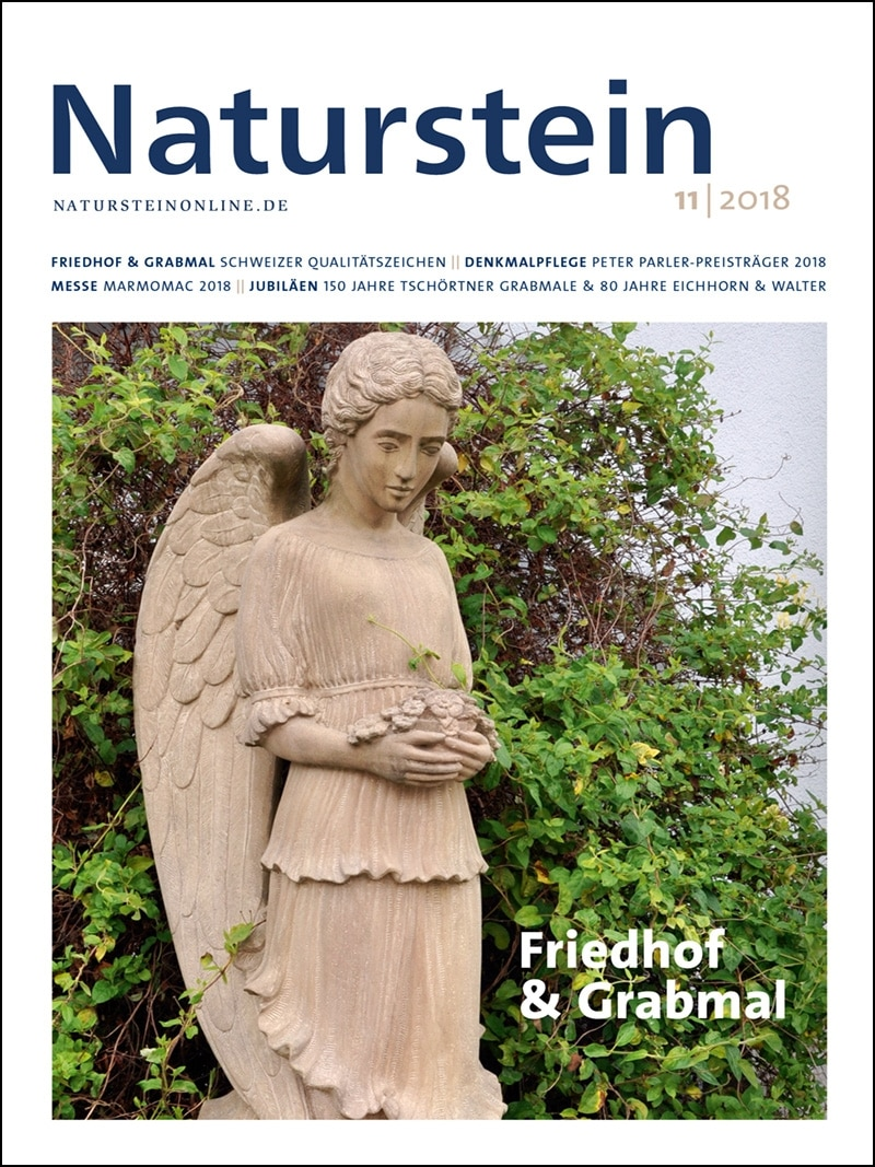 Produkt: Naturstein 11/2018 Digital