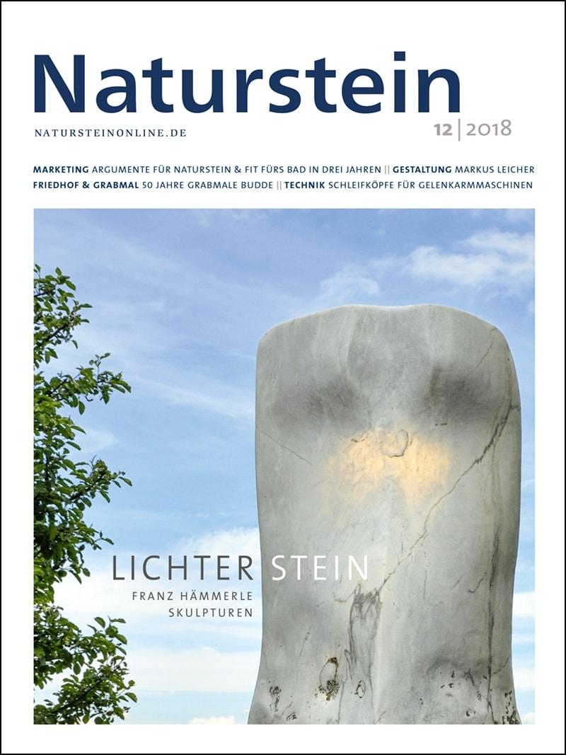 Produkt: Naturstein 12/2018 Digital