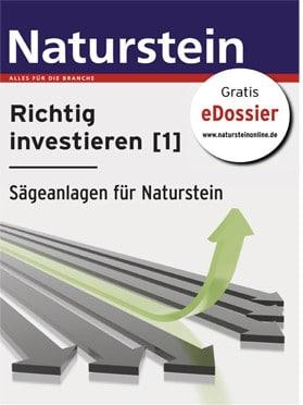 Produkt: Sägeanlagen für Naturstein