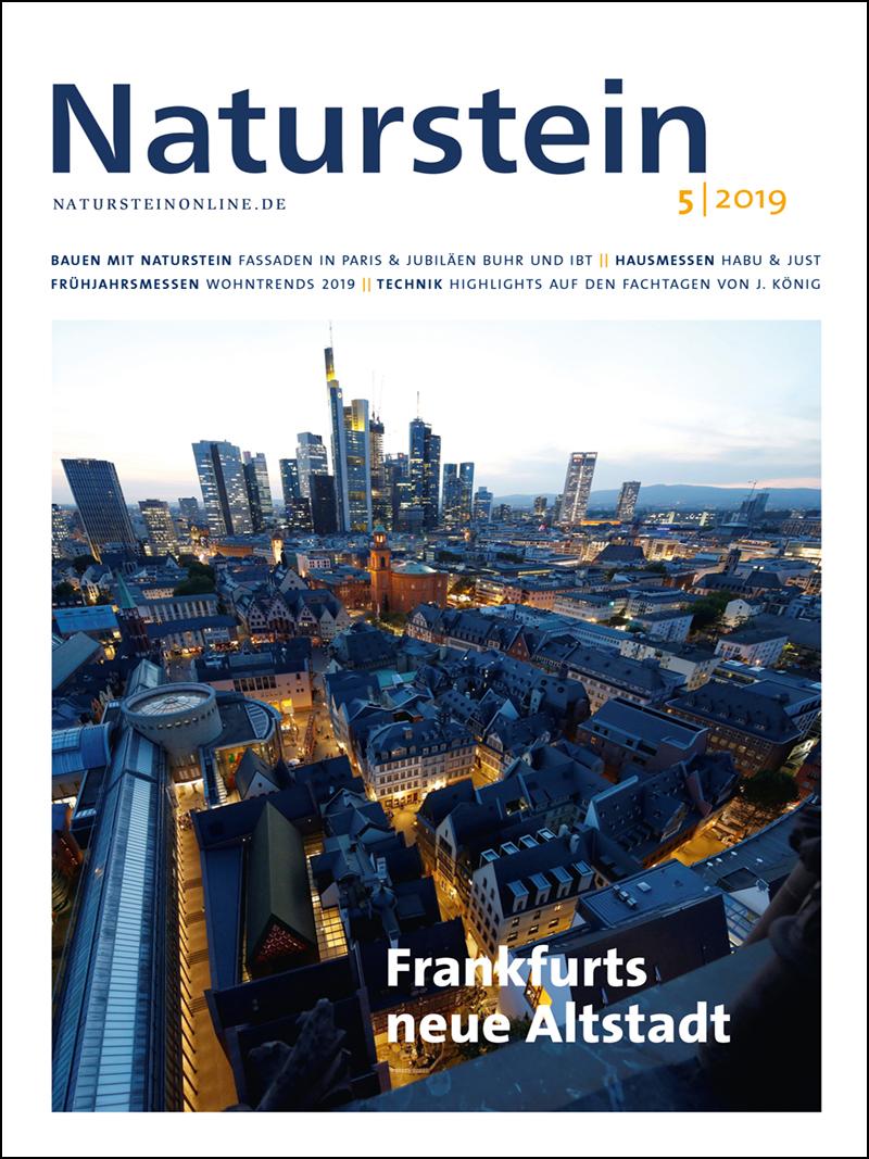 Produkt: Naturstein 5/2019 Digital