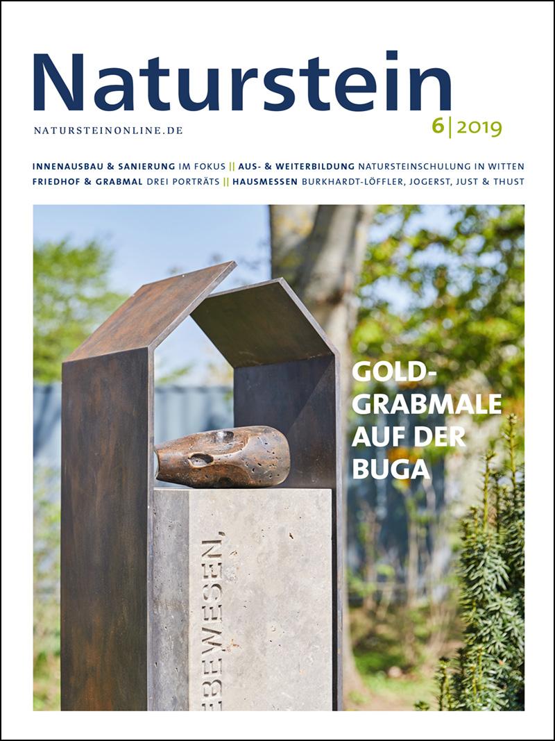 Produkt: Naturstein 6/2019 Digital
