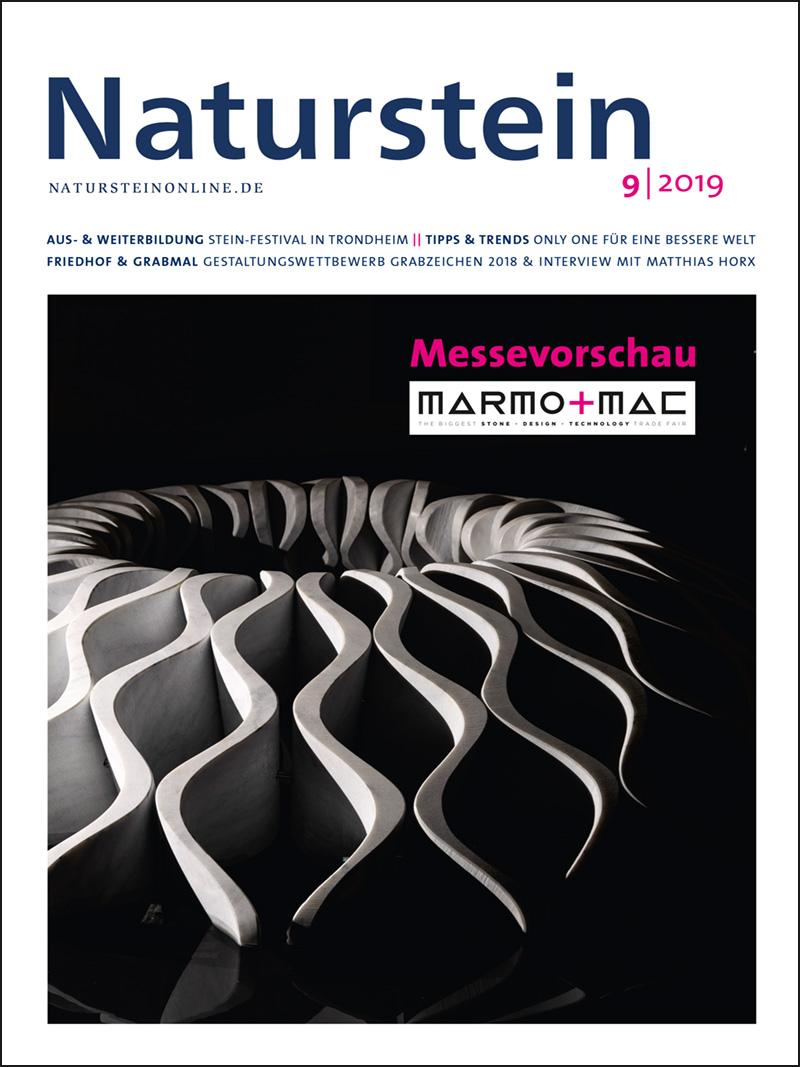 Produkt: Naturstein 9/2019 Digital