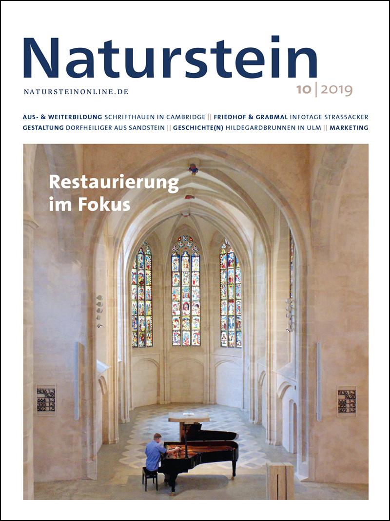 Produkt: Naturstein 10/2019 Digital