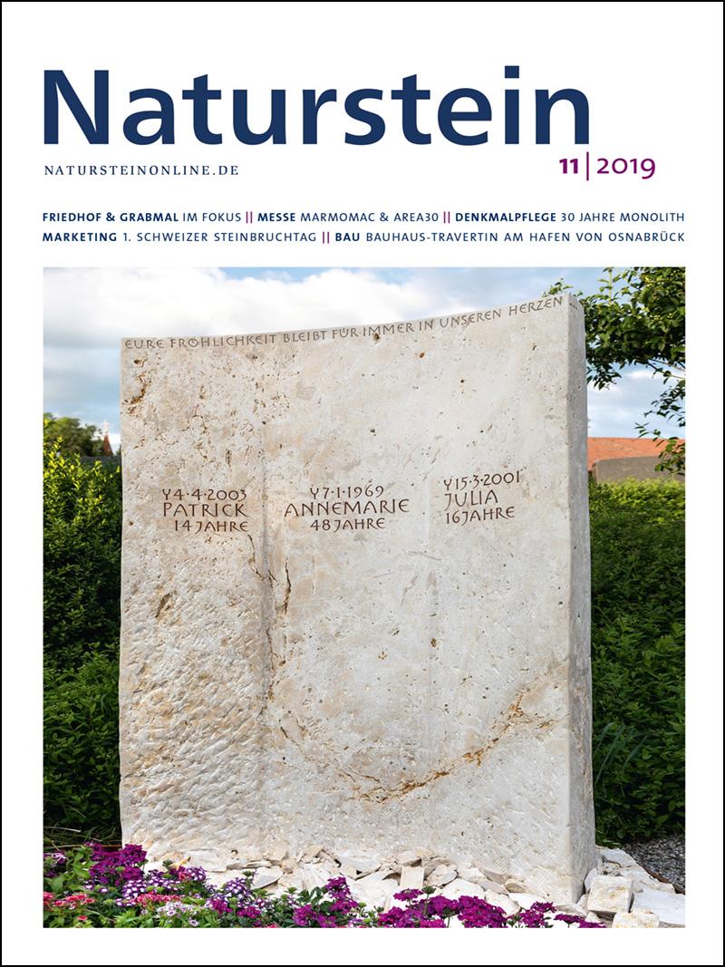 Produkt: Naturstein 11/2019