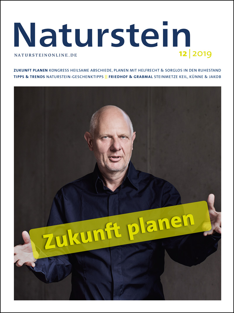 Produkt: Naturstein 12/2019 Digital