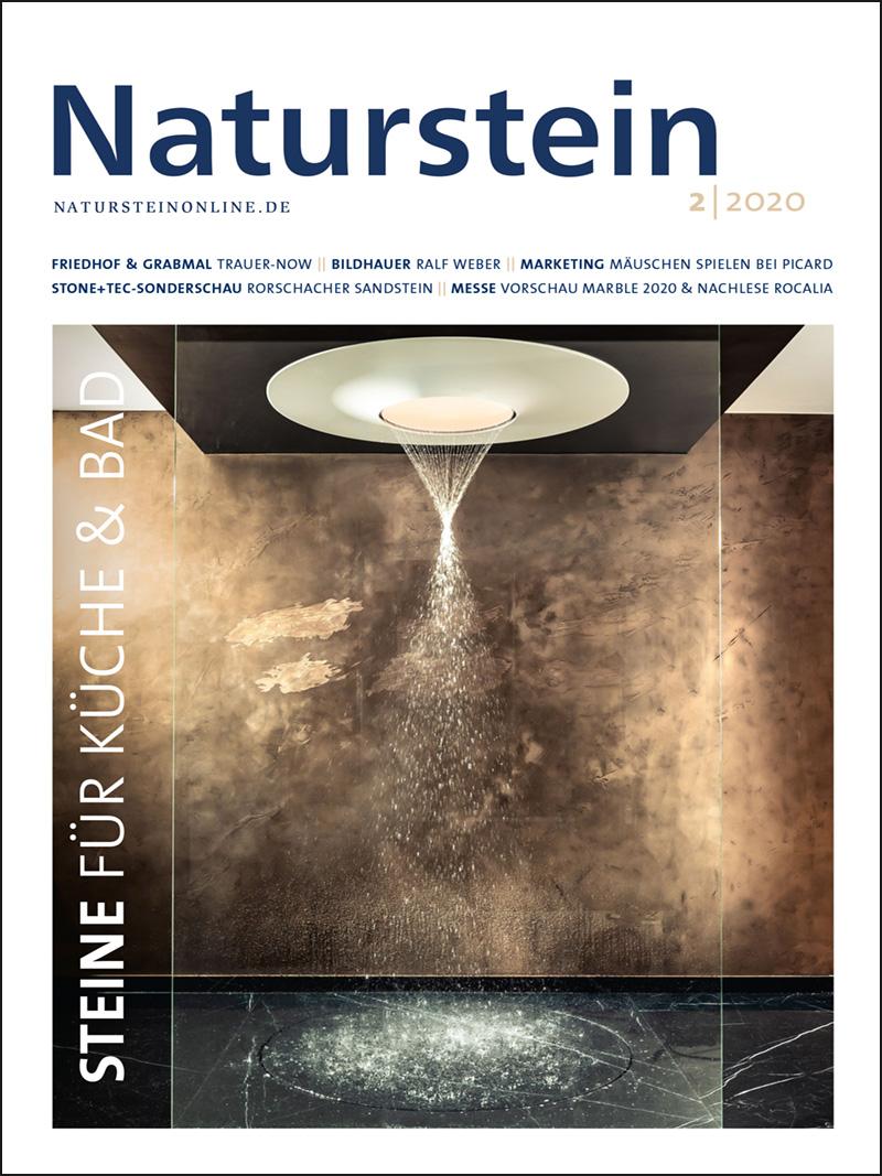 Produkt: Naturstein 02/2020 Digital
