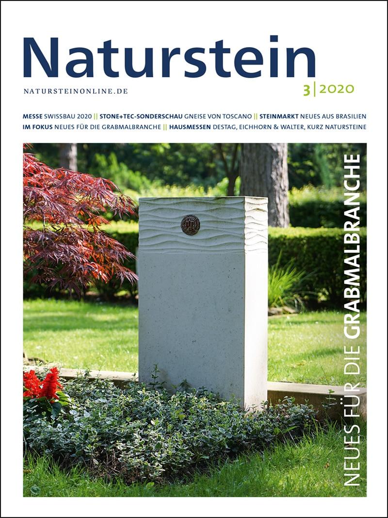 Produkt: Naturstein 03/2020 Digital