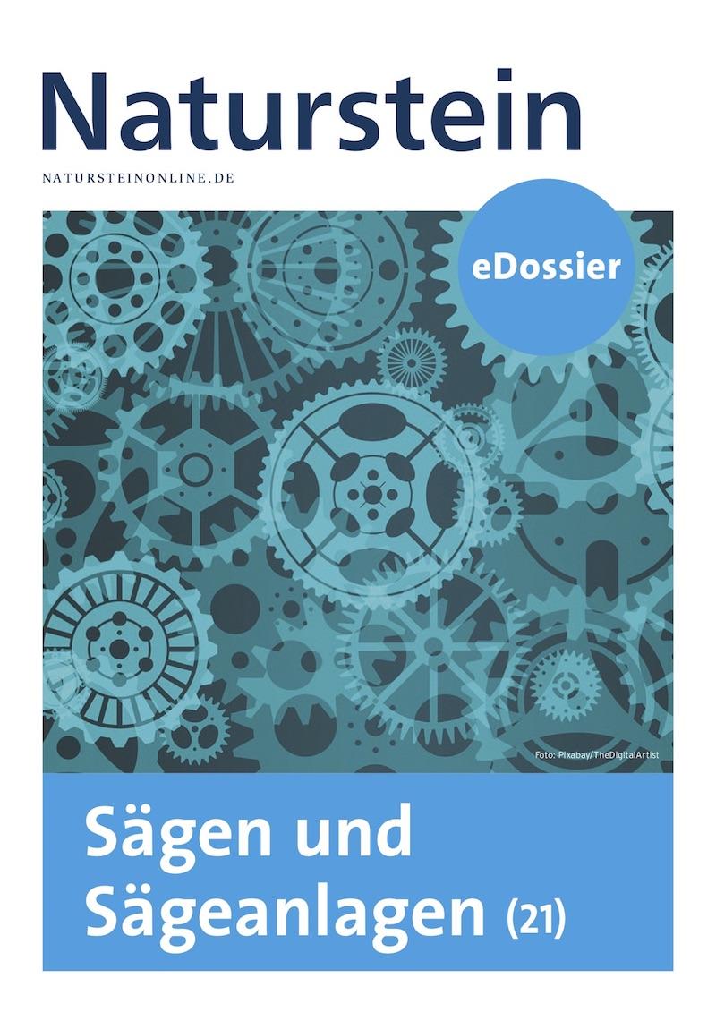 Produkt: Technik im Fokus: Sägen und Sägeanlagen für Naturwerkstein