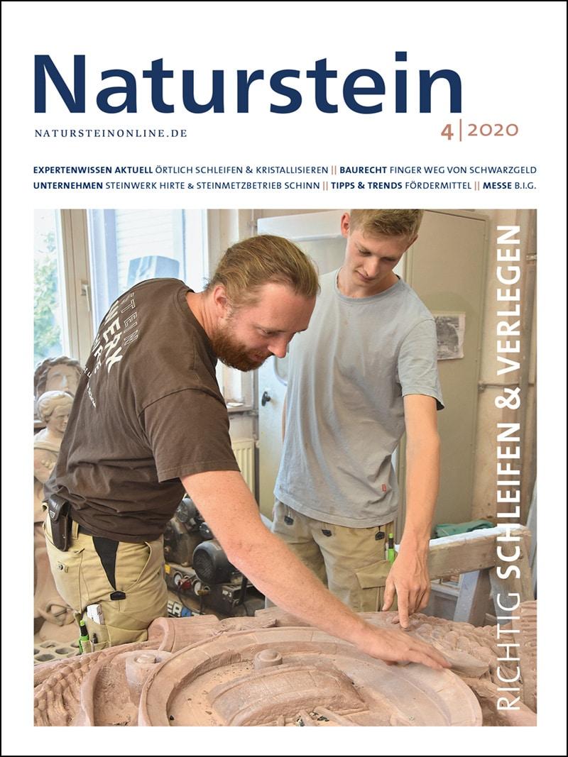Produkt: Naturstein 04/2020 Digital