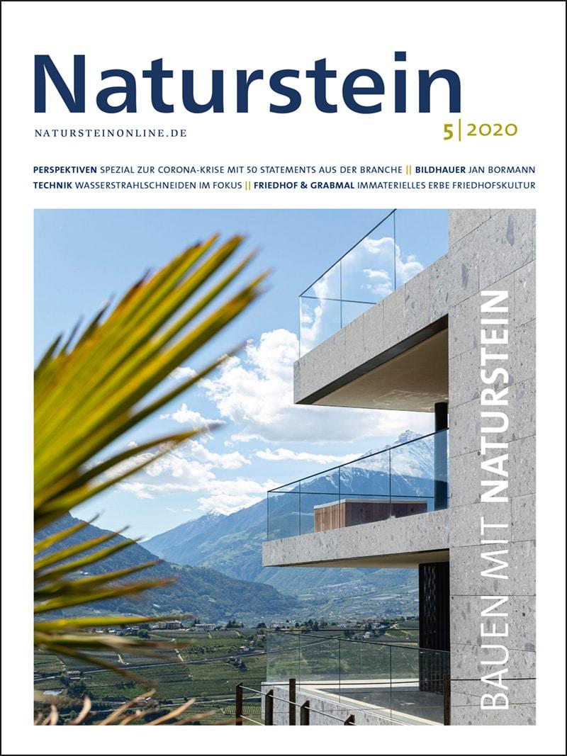 Produkt: Naturstein 05/2020 Digital