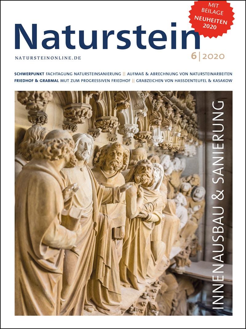 Produkt: Naturstein 06/2020 Digital