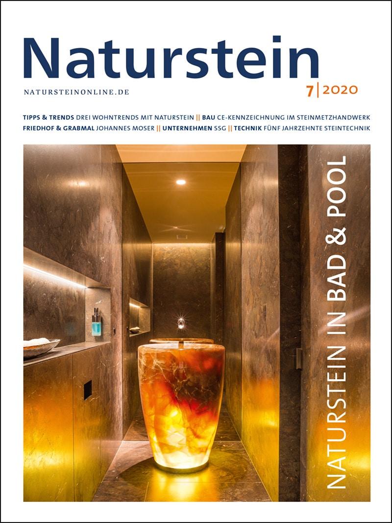 Produkt: Naturstein 07/2020 Digital