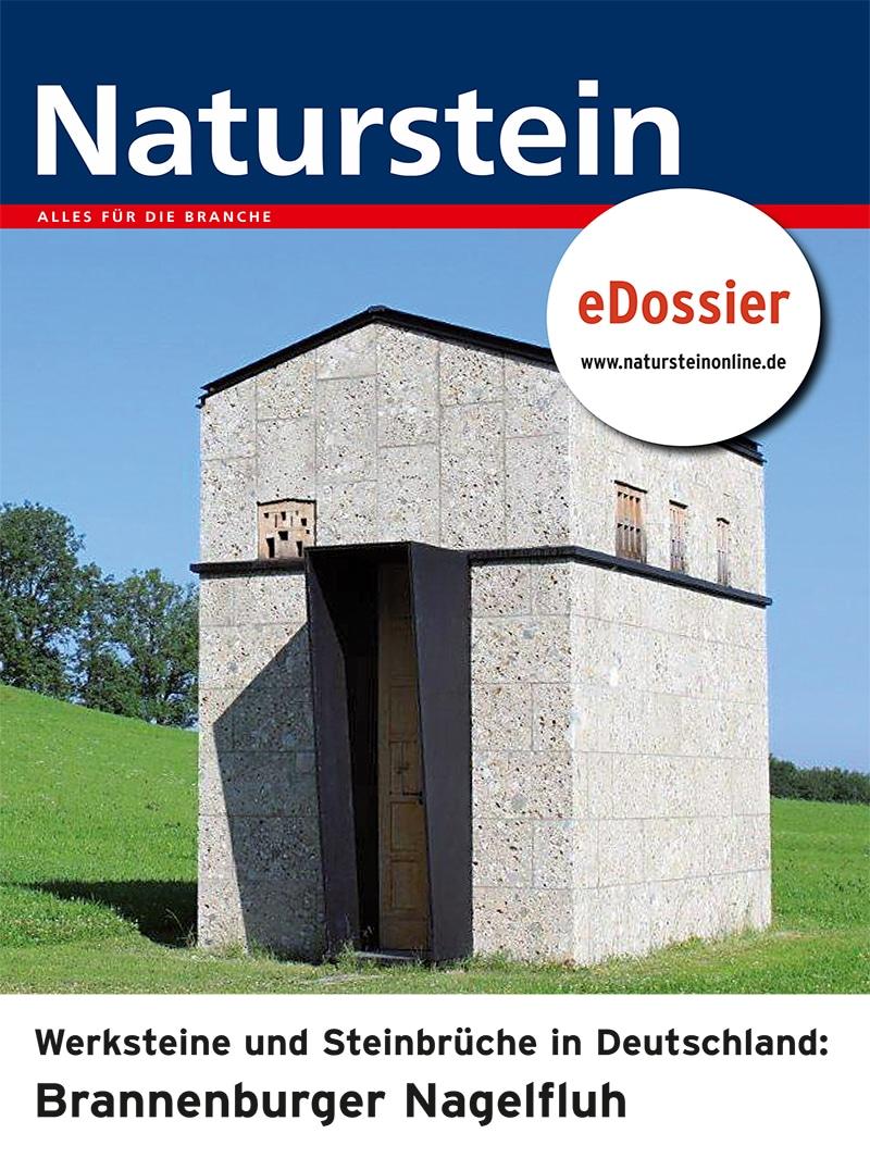 Produkt: Download Werksteine und Steinbrüche in Deutschland: BRANNENBURGER NAGELFLUH