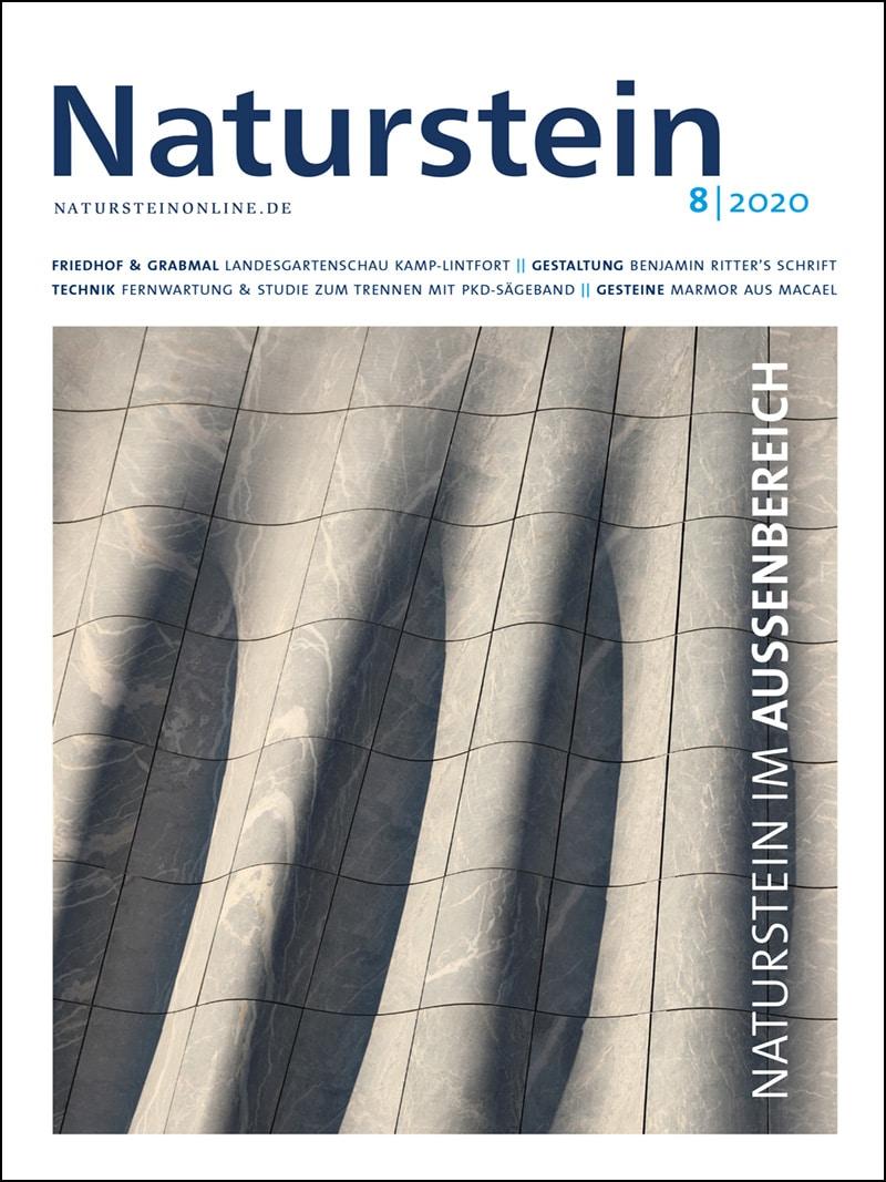 Produkt: Naturstein 8/2020 Digital