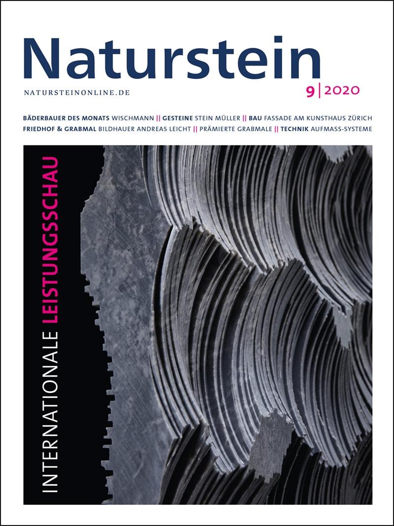 Produkt: Naturstein 9/2020 Digital