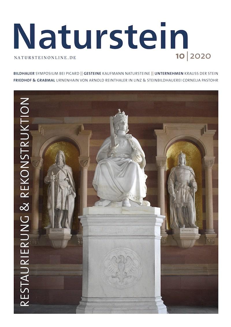 Produkt: Naturstein 10/2020 Digital