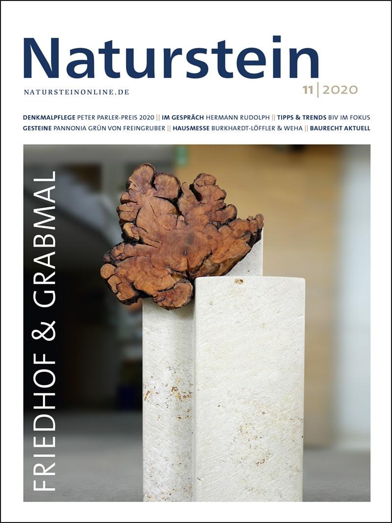 Produkt: Naturstein 11/2020 Digital