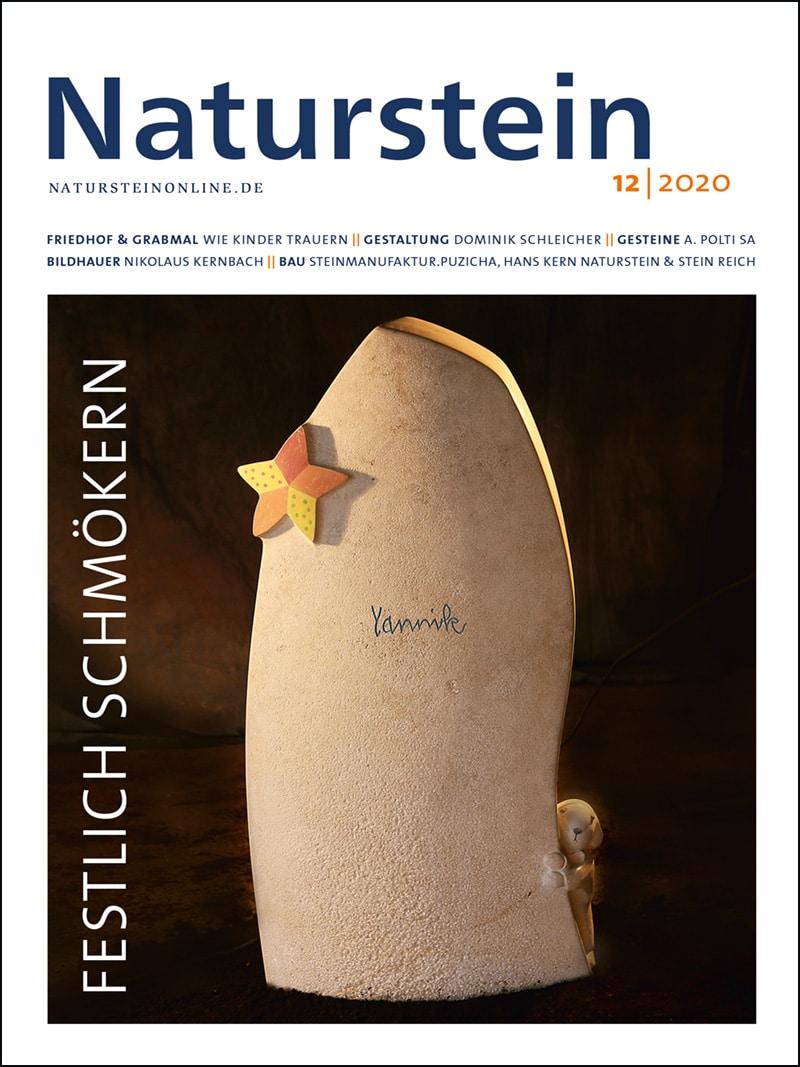 Produkt: Naturstein 12/2020