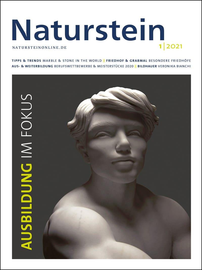Produkt: Naturstein 1/2021