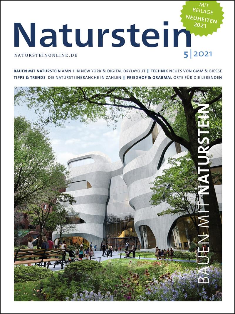 Produkt: Naturstein 5/2021