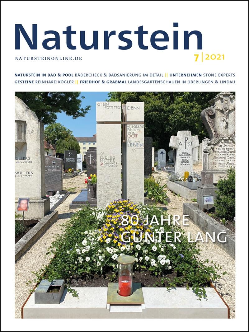 Produkt: Naturstein 7/2021