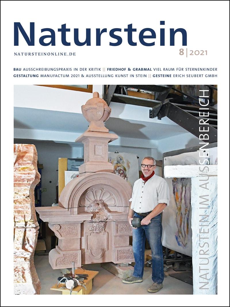 Produkt: Naturstein 8/2021